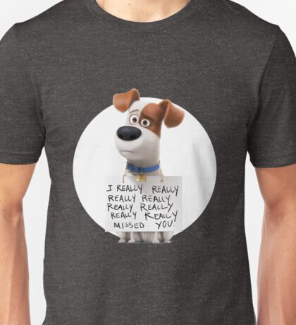 Max Unisex T-Shirt