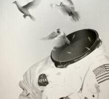 Doves Sticker