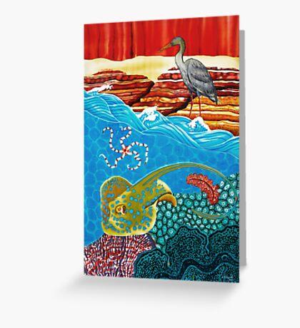 Shore Life Greeting Card
