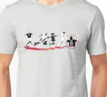 Evolution of Modern Football Unisex T-Shirt