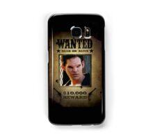 Buffy Xander Wanted 1 Samsung Galaxy Case/Skin