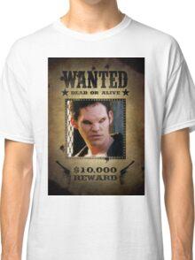 Buffy Xander Wanted 1 Classic T-Shirt