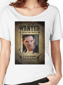Buffy Xander Wanted 1 Women's Relaxed Fit T-Shirt