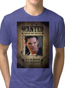 Buffy Xander Wanted 1 Tri-blend T-Shirt