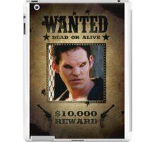 Buffy Xander Wanted 1 iPad Case/Skin