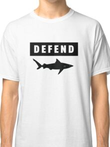 Defend sharks Classic T-Shirt