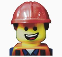 Hard Hat Emmet Kids Tee