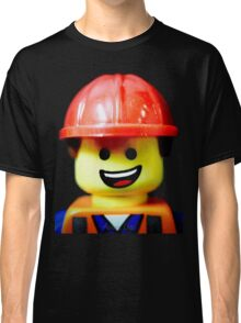 Hard Hat Emmet Classic T-Shirt