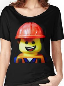 Hard Hat Emmet Women's Relaxed Fit T-Shirt