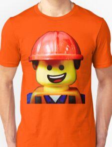 Hard Hat Emmet Unisex T-Shirt