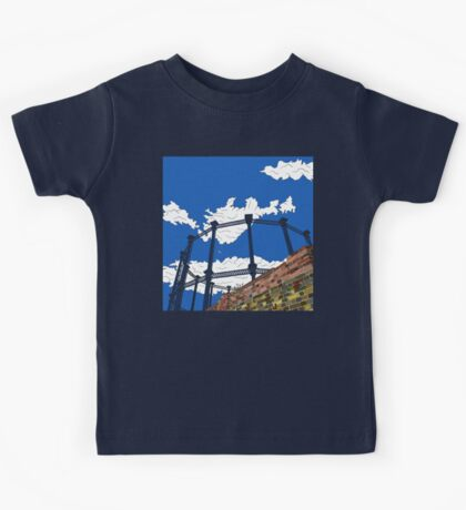London Regent's Canal Gas Tower Kids Clothes