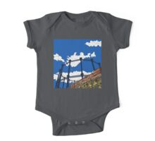London Regent's Canal Gas Tower One Piece - Short Sleeve