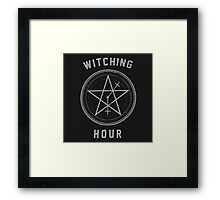 Witching Hour Framed Print