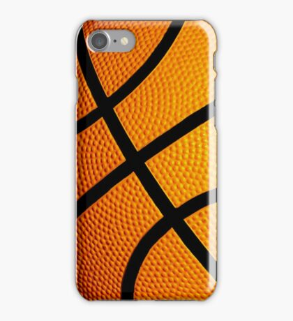 Basketball Cover, Case, Handy, Tablet, IPad, Sports, Team, Gift iPhone Case/Skin