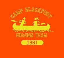 Camp Blackfoot Rowing Team Unisex T-Shirt