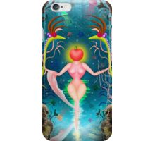 Mother Nature/Evolution Design iPhone Case/Skin