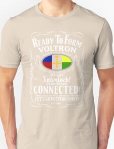 Legendary Whiskey Unisex T-Shirt