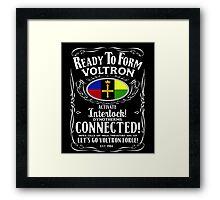 Legendary Whiskey Framed Print