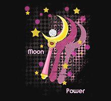 Moon Power! Crescent wand Unisex T-Shirt