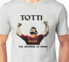Totti - Emperor of Rome Unisex T-Shirt