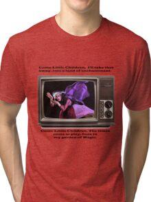 Hocus Pocus Come Little Children Sarah Jessica Parker Tri-blend T-Shirt