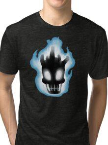 Skull Heart Tri-blend T-Shirt