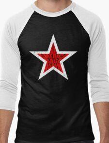 Make America Rage Again Black Men's Baseball ¾ T-Shirt