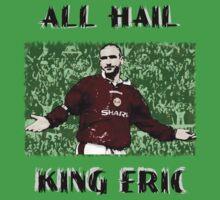 Eric Cantona - The King Baby Tee