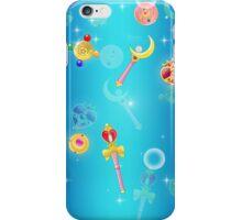Moon Princess Power Gadgets iPhone Case/Skin