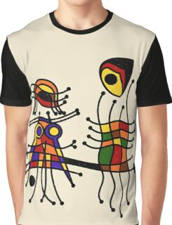 Couple Graphic T-Shirt