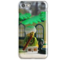 serpent-charmer iPhone Case/Skin