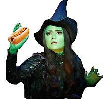 Wicked - Hot Dog  Photographic Print