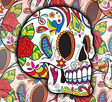 Sugar Skulls by creepyjoe