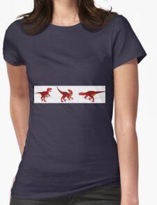 Raptors! Womens Fitted T-Shirt