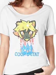 Coup d'etat Women's Relaxed Fit T-Shirt