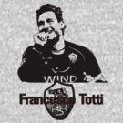 Francesco Totti by Kuilz