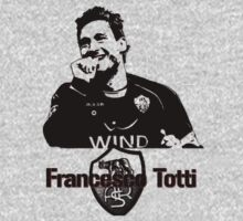 Francesco Totti by Kuilz