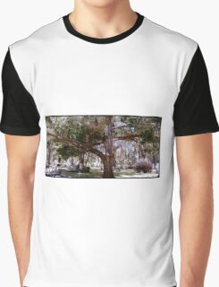 Strength into Futility Artistic and Unique Photograph Decor Graphic T-Shirt