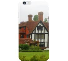 The Manor House, Newchapel, Surrey iPhone Case/Skin