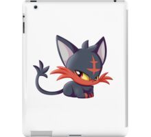 Cozy Litten iPad Case/Skin