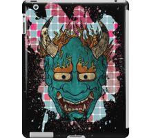 Japanese Demon iPad Case/Skin