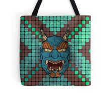 Japanese Demon Tote Bag