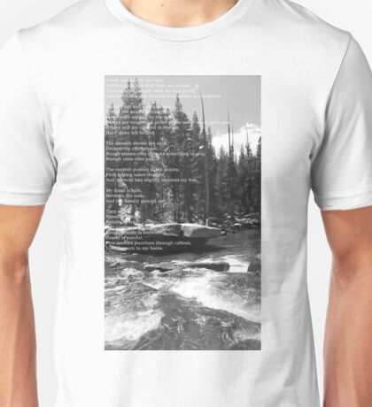 Barefoot Unisex T-Shirt