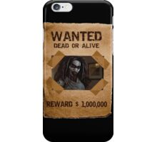 Buffy The First Slayer Wanted iPhone Case/Skin