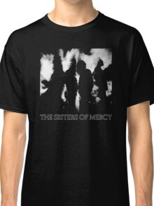 The Sisters Of Mercy - More - The World's End Classic T-Shirt