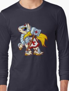 Cleric Pony Long Sleeve T-Shirt