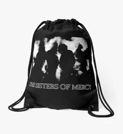 The Sisters Of Mercy - More - The World's End Drawstring Bag