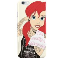 Punk Ariel case iPhone Case/Skin