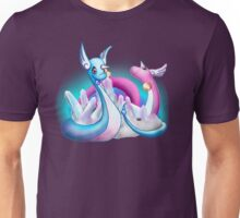 Dragon love Unisex T-Shirt