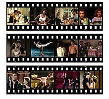 Dirty Dancing Patrick Swayze 3 Photographic Print